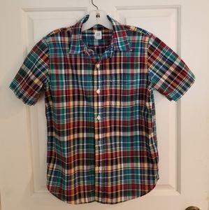 Gap kids boys short sleeve  shirt